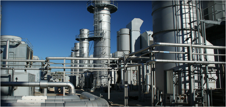 Industrial Plant | First Quality Solutions